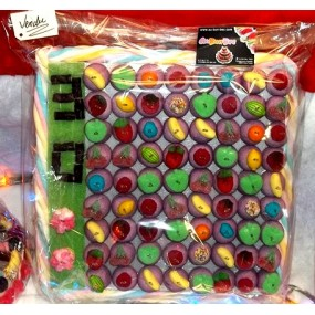 Candy Crush en bonbons